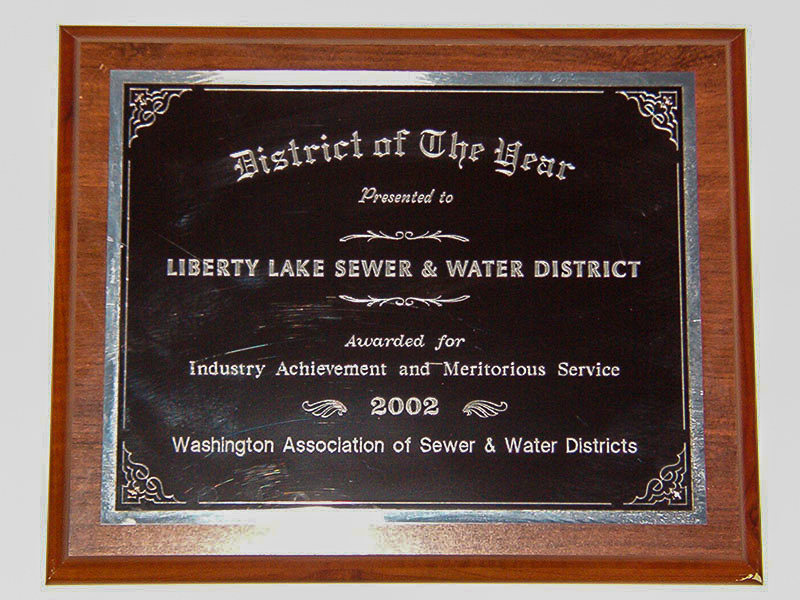 District of the Year 2002