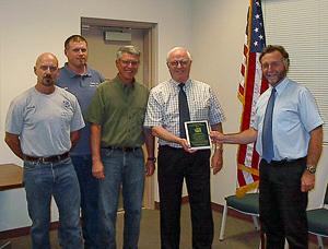 LLSWD Award