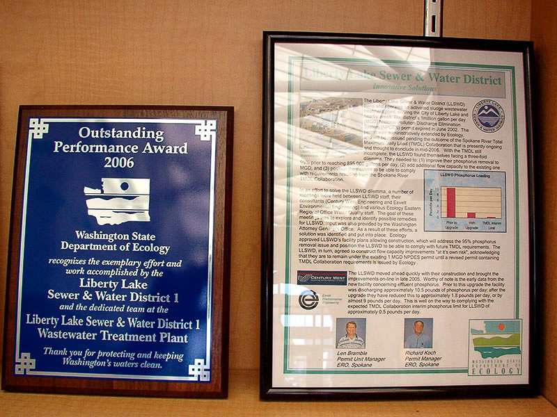 Outstanding Performance Award 2006