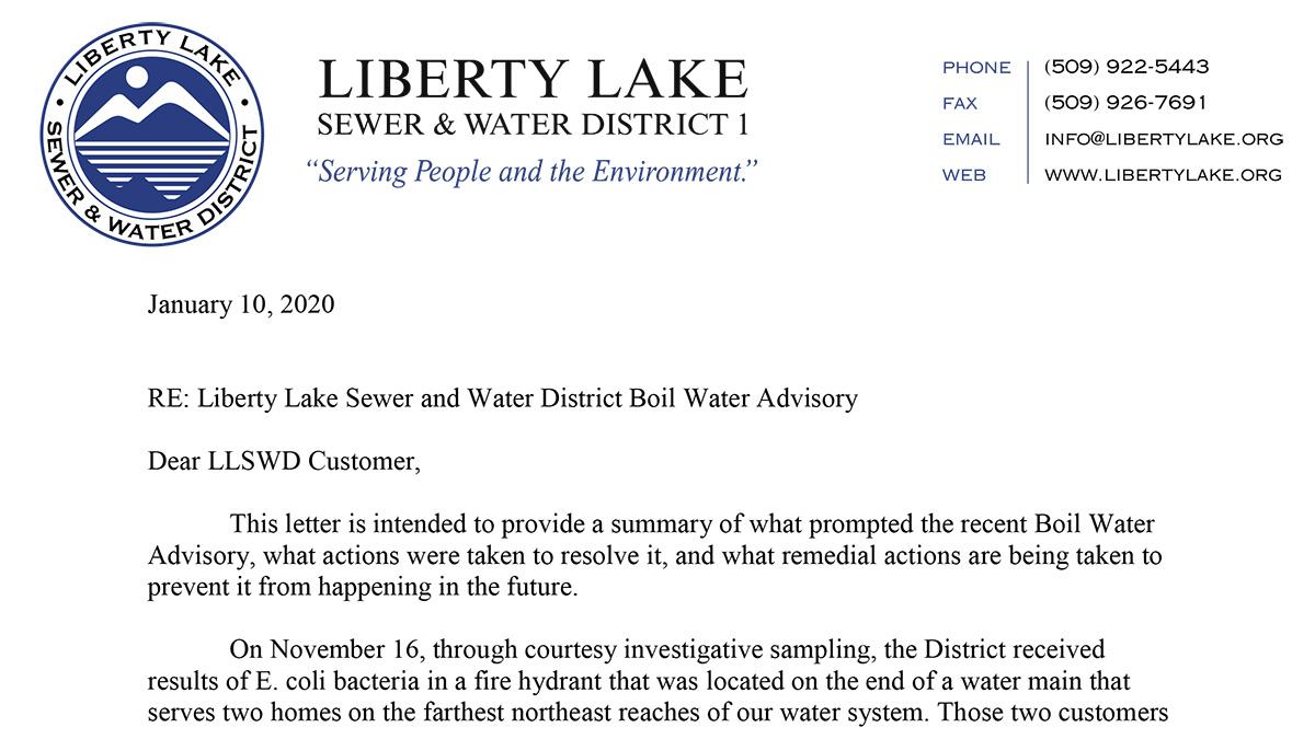 Letter Cover Boil Order